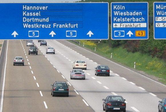 Autoceste u Europi