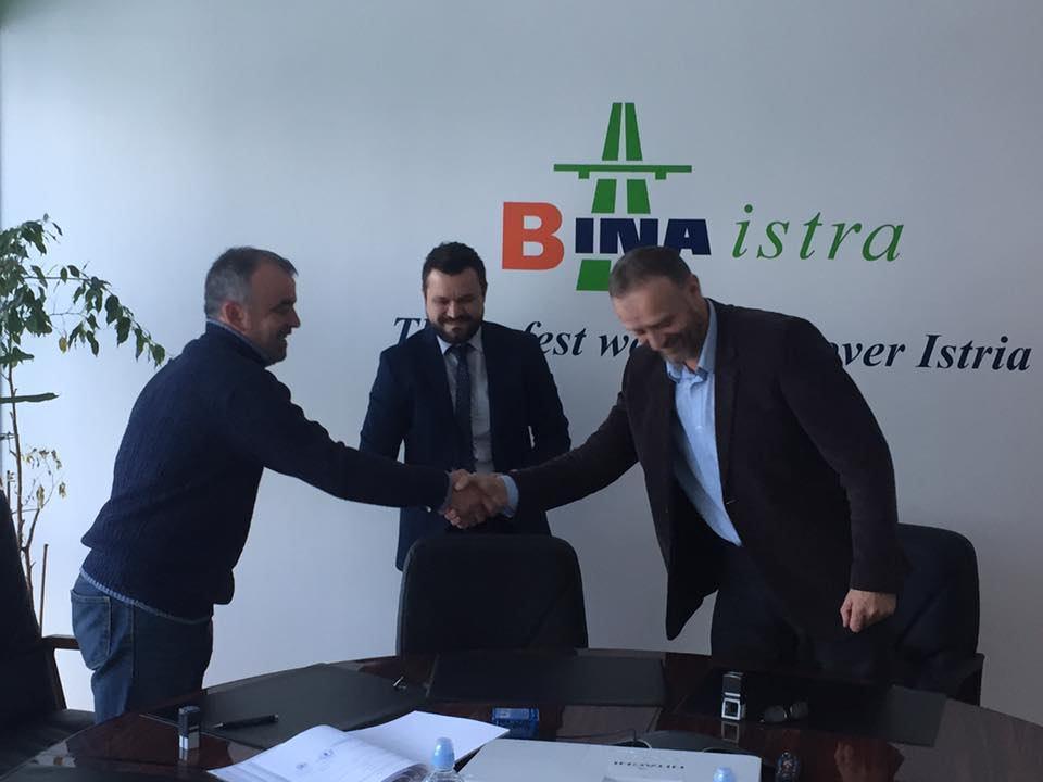 Mijat Stanić: Potpisani kvalitetni kolektivni ugovori s tvrtkama Egis i Bina Istra
