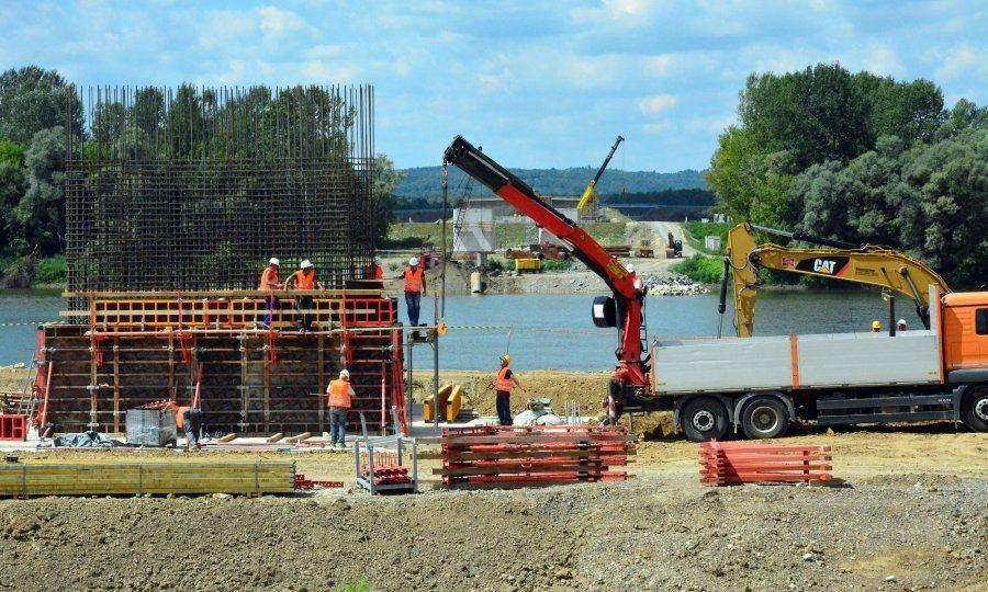 Evo dokle se došlo s izgradnjom mosta Svilaj na Savi