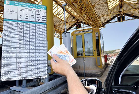Hrvatske autoceste najjeftinije, a ne najskuplje!