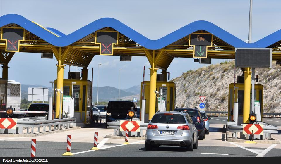 Autoceste skuplje, zarada 275 milijuna kuna viša nego 2016.