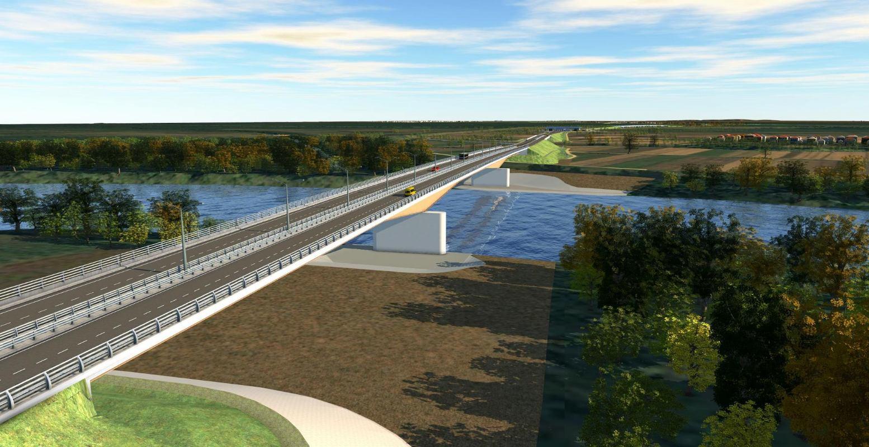 Potpisan ugovor za gradnju mosta preko rijeke Save kod Gradiške