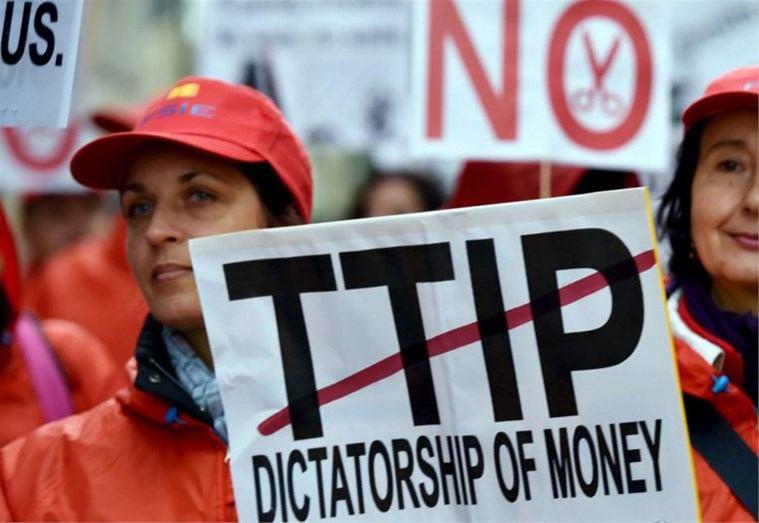Lidija Gnjidić: TTIP nam je od životne važnosti! Shvaćate li?