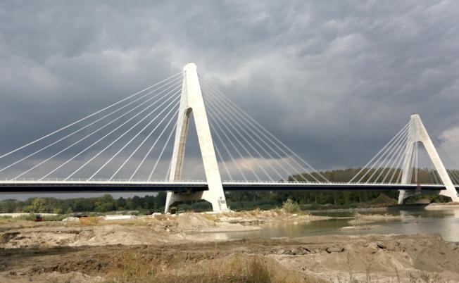 Most je gotov, od ceste kroz Baranju zasad ništa