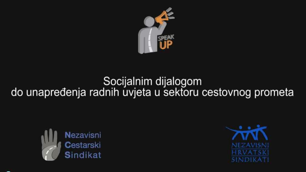 Socijalnim dijalogom do unapređenja radnih uvjeta u sektoru cestovnog prometa