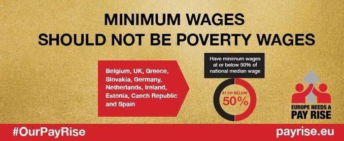 Minimalna plaća ne smije značiti siromaštvo