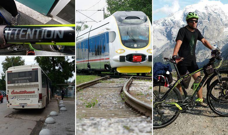MLADI PAR IZ OSIJEKA ŠOKIRAN SVOJIM ISKUSTVOM 'Krenuli smo vlakom iz Rijeke prema Osijeku. Takvu agoniju još nikad nismo nigdje doživjeli...'