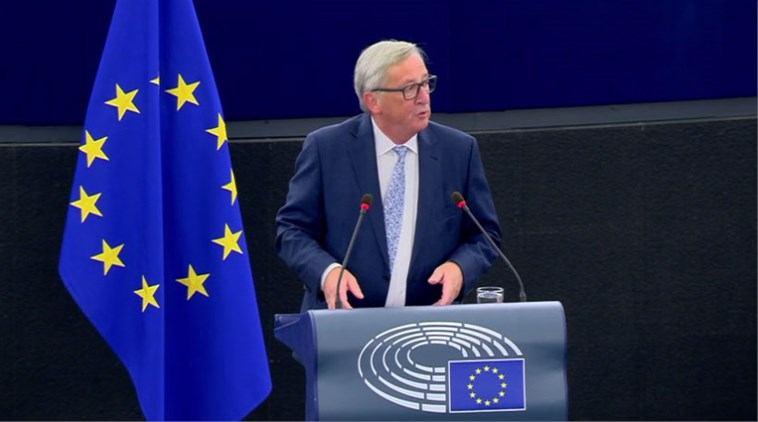 Junckerov govor o stanju Unije 2017.