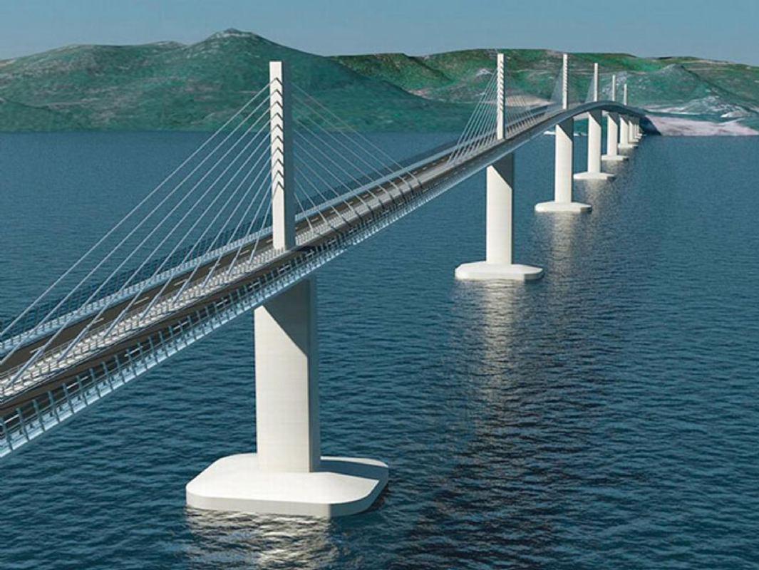 Strabag se žalio na odluku da Pelješki most grade Kinezi