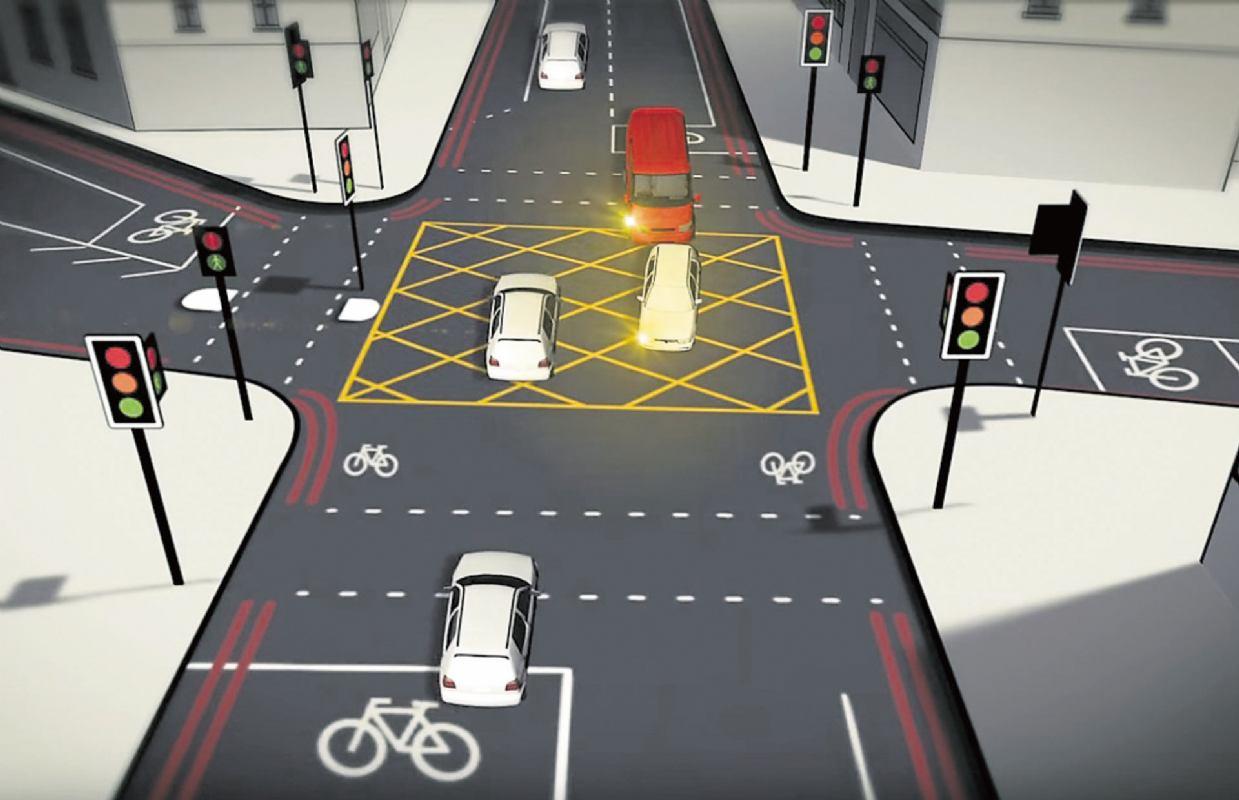 Znate li voziti preko žutog kvadrata? Zagreb uvodi novi prometni znak