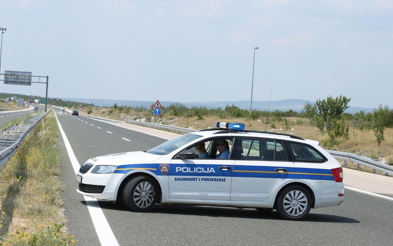 Sigurnost na hrvatskim autocestama za čvrstu četvorku
