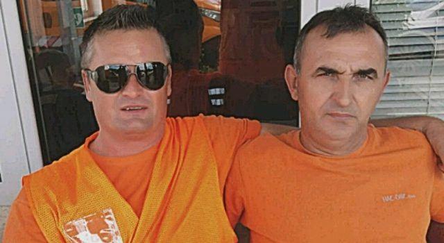POŠTENI LJUDI Mario Bašić i Miro Bulat našli novčanik pun eura i predali ga policiji