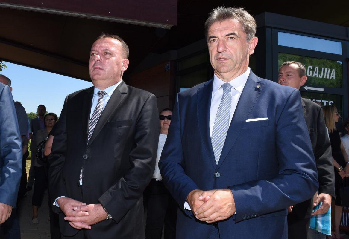 Darko Milinović zaposlio u upravi Lika cesta sina prijatelja i suradnika