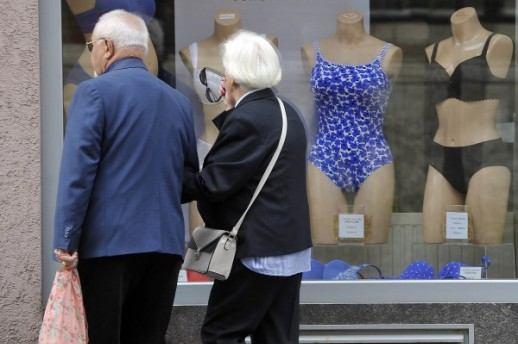 TREĆA DOB NA UDARU Unatoč rastu BDP-a, stariji u Hrvatskoj u sve većem riziku od siromaštva