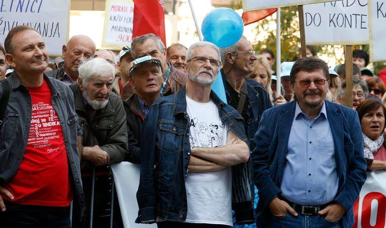 VELIKA DEBATA O MIROVINSKOM SUSTAVU Stručnjaci: 'Kraći radni vijek znači manje penzije!' SINDIKATI 'To je manipulacija i plašenje javnosti'