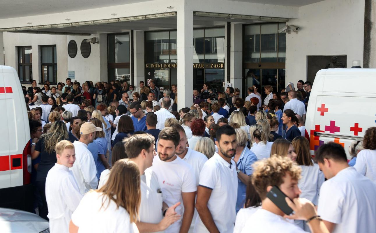 Liječnika svake godine sve više, Hrvata sve manje, a bolnica previše